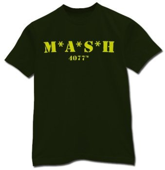 M*A*S*H T-Shirts, Hats, etc.